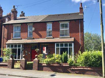 4 Bedrooms Semi Detached House for sale in Mottram Road, Matley, Stalybridge, Greater Manchester