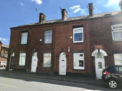 3 Bedrooms Terraced House for sale in Ridge Hill Lane, Stalybridge, Greater Manchester