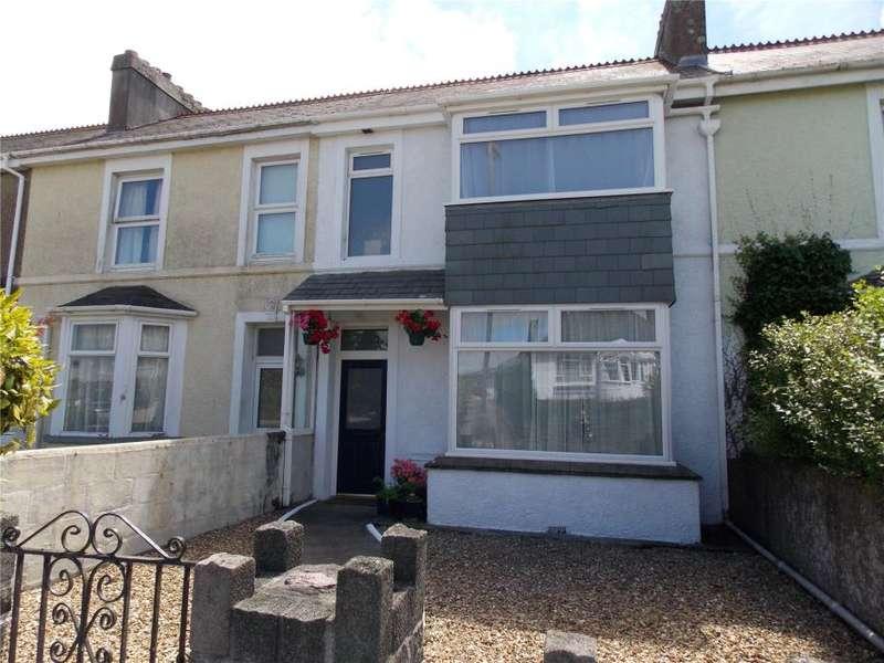 3 Bedrooms Terraced House for sale in Belgrave Terrace, Liskeard, Cornwall