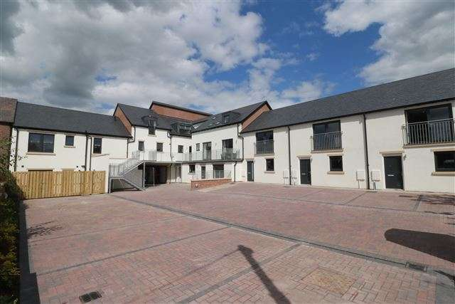 2 Bedrooms Terraced House for sale in Unit 7, Thornton Court, Carlisle, CA3 9HZ