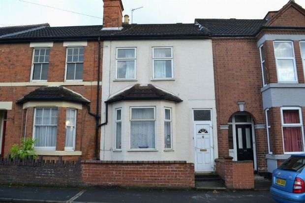 3 Bedrooms Terraced House for sale in Wood Street, Rugby, Warwickshire CV21 2NN