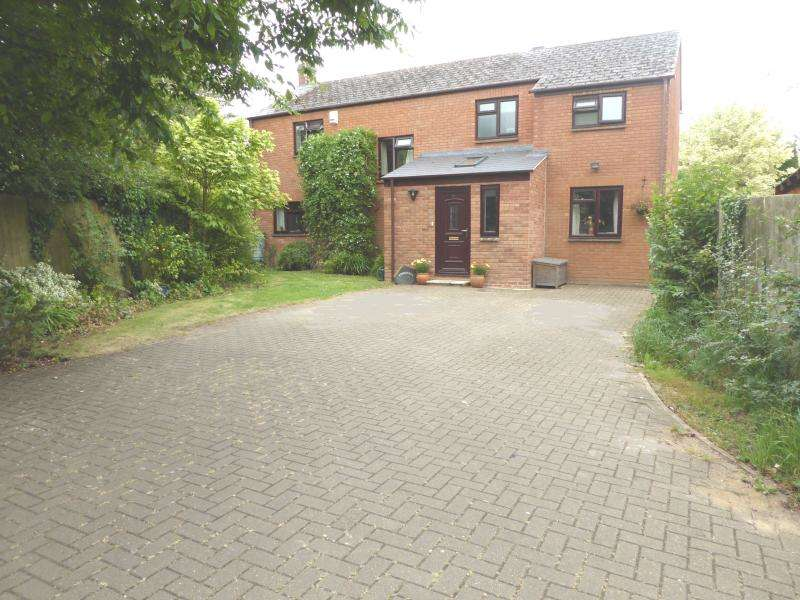 4 Bedrooms Detached House for sale in 17 Willes Close