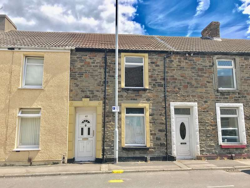 3 Bedrooms Terraced House for sale in Crythan Road, Neath