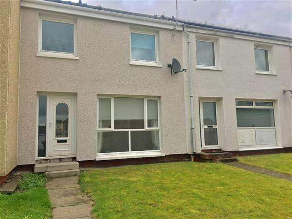 3 Bedrooms Terraced House for sale in Torphin Crescent, Glasgow