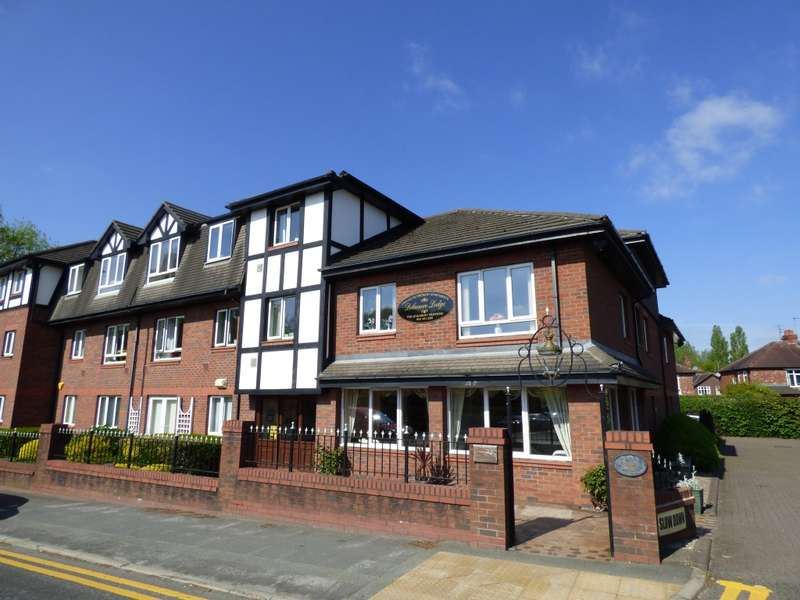 1 Bedroom Apartment Flat for sale in Delamere Lodge, Chester Road, Hazel Grove