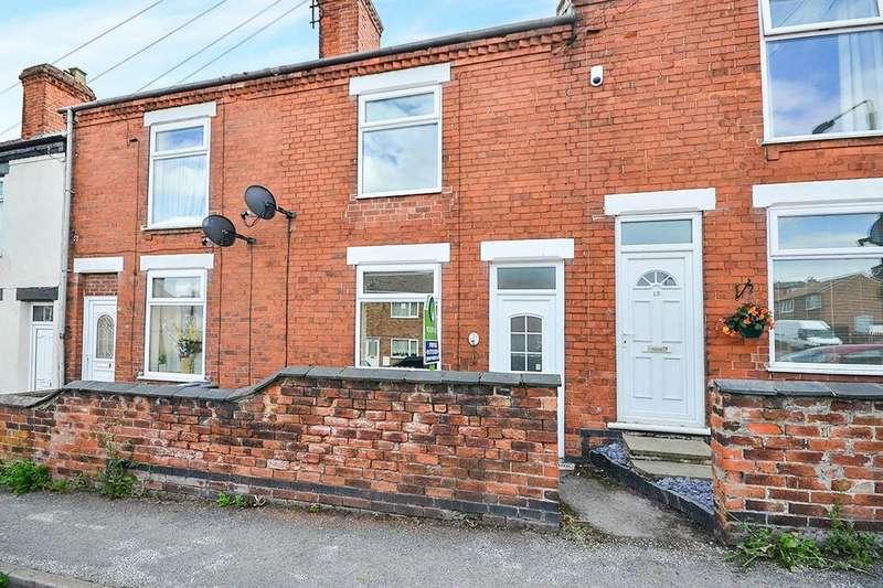 3 Bedrooms Property for sale in Brooke Street, Tibshelf, Alfreton, DE55