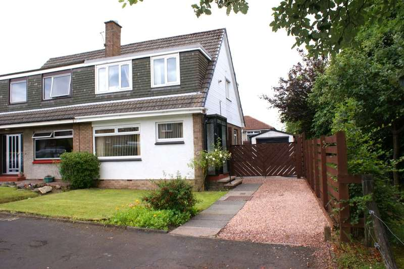 3 Bedrooms Semi Detached House for sale in Beech Grove, Dunfermline, KY11