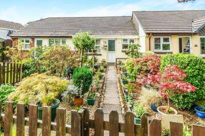 2 Bedrooms Bungalow for sale in Callington, Cornwall, Callington