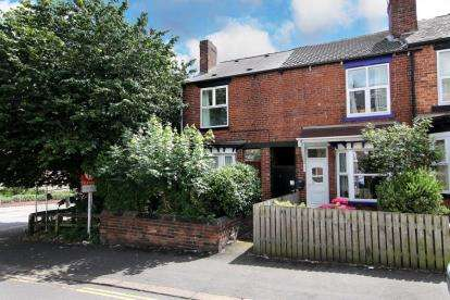 3 Bedrooms End Of Terrace House for sale in Bolsover Road, Sheffield, South Yorkshire