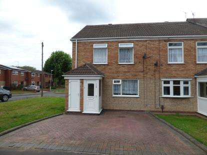 3 Bedrooms End Of Terrace House for sale in New Pool Road, Cradley Heath, West Midlands