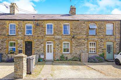 3 Bedrooms Terraced House for sale in Northfield Road, Tetbury, 39 Northfield Road, Tetbury