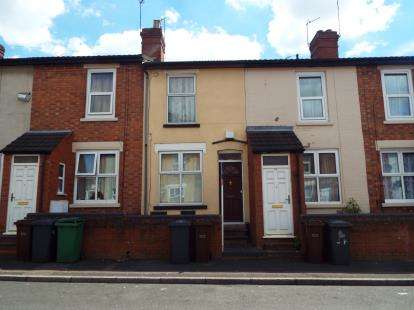 2 Bedrooms Terraced House for sale in Carter Road, Whitmore Reans, Wolverhampton, West Midlands