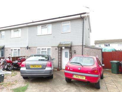 3 Bedrooms Semi Detached House for sale in St. Marys Crescent, East Leake, Loughborough