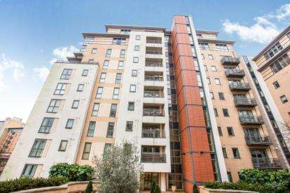 2 Bedrooms Flat for sale in St. James Quay, 4 Bowman Lane, Leeds, West Yorkshire