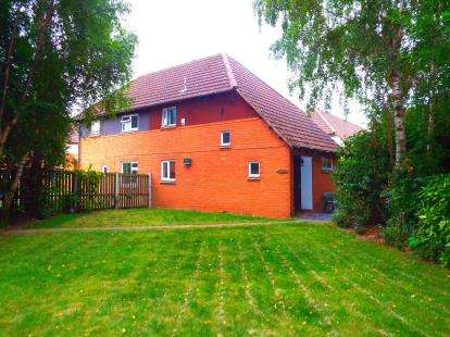 2 Bedrooms Semi Detached House for sale in Cavendish Close, Old Hall, Warrington, Cheshire