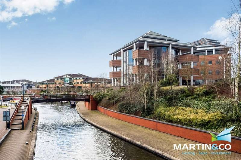 1 Bedroom Flat for sale in Landmark, Waterfront West, Brierley Hill, DY5