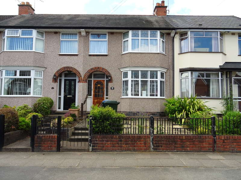3 Bedrooms Terraced House for sale in Bromleigh Drive, Copsewood, Coventry