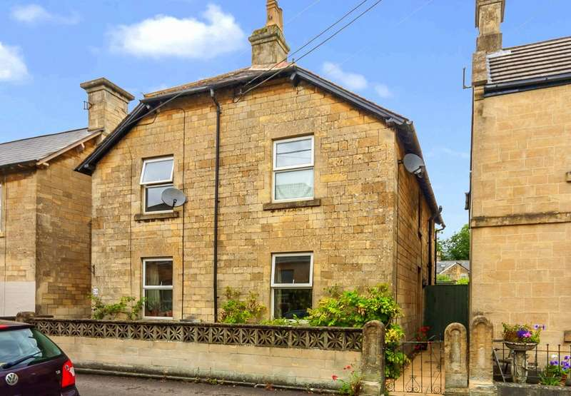 2 Bedrooms Semi Detached House for sale in Hastings Road, Corsham