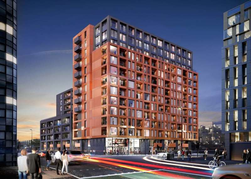 Flat for sale in X1 Landmark, Liverpool Street, Salford