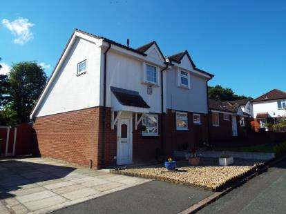 1 Bedroom Semi Detached House for sale in Abbotts Close, Runcorn, Cheshire, WA7