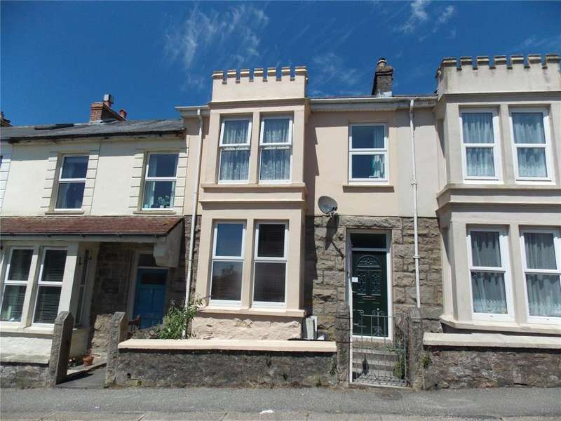 3 Bedrooms Terraced House for sale in Raymond Road, Redruth, Cornwall