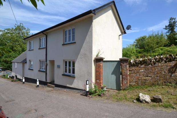 2 Bedrooms Detached House for sale in Church Hill, Otterton, Budleigh Salterton, Devon