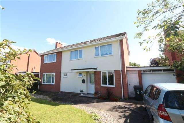 4 Bedrooms Detached House for sale in Hether Drive, Lowry Hill, Carlisle, Cumbria, CA3 0ED