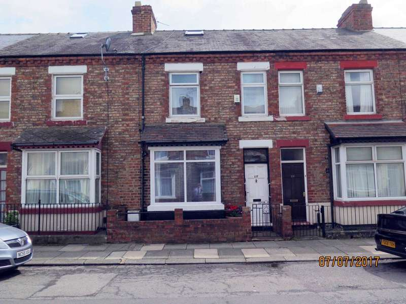 3 Bedrooms Terraced House for sale in Park Lane, Darlington