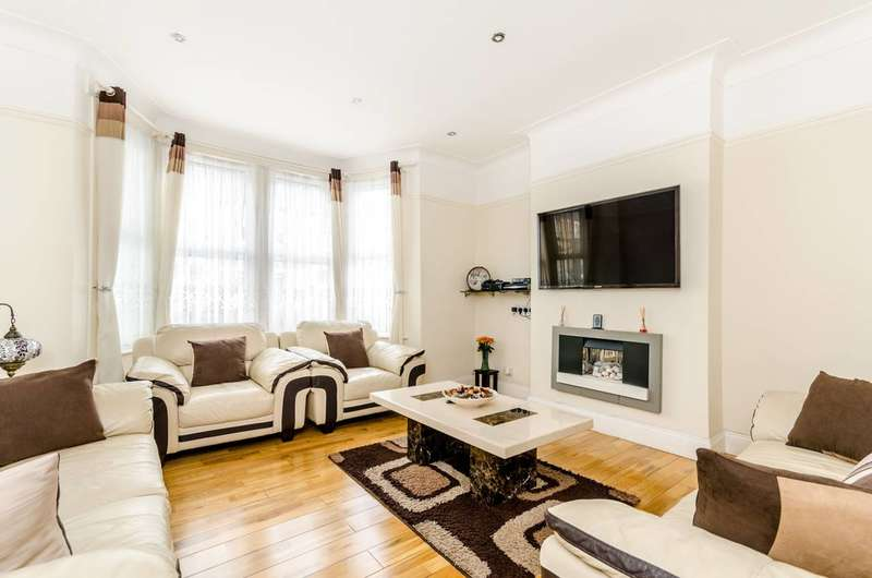 3 Bedrooms House for sale in Stillness Road, Honor Oak Park, SE23