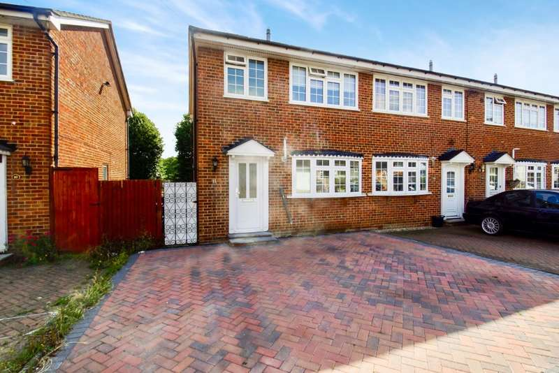 2 Bedrooms Semi Detached House for sale in Freshfields, Shirley