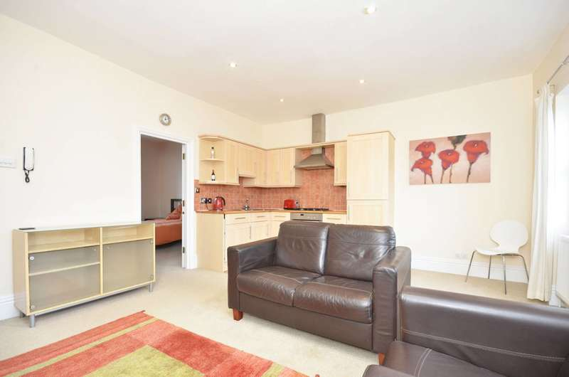 1 Bedroom Flat for sale in Brighton Road, Surbiton, KT6