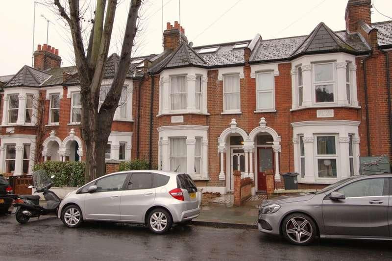 4 Bedrooms Terraced House for sale in Hazledene Road, London, London, W4
