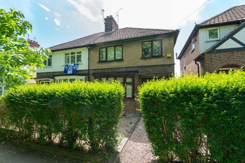 3 Bedrooms Semi Detached House for sale in North Western Avenue, Watford, Hertfordshire, WD25