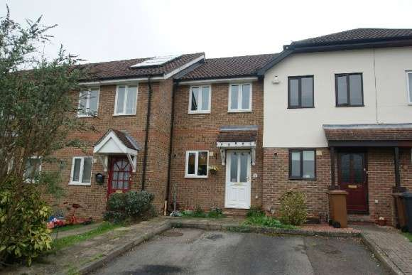 2 Bedrooms Terraced House for sale in Walled Meadow, Andover