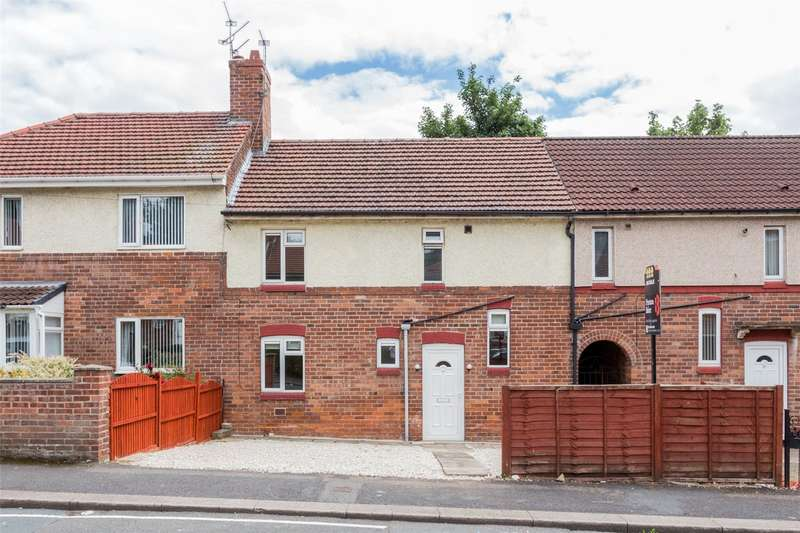 3 Bedrooms Terraced House for sale in Aldam Road, Doncaster, DN4