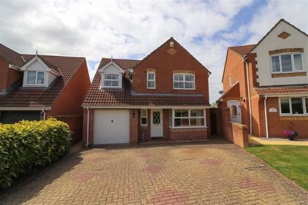 4 Bedrooms Detached House for sale in Grangefields, Street