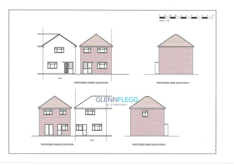 2 Bedrooms Land Commercial for sale in Land + Planning - Belmont Road, Slough