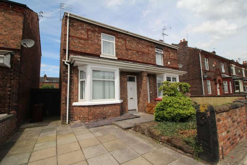 3 Bedrooms Semi Detached House for sale in St. Johns Road, Huyton, Liverpool, L36