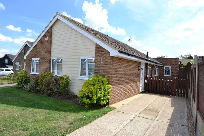 4 Bedrooms Detached Bungalow for sale in Grasmere Road, South Tankerton, Whitstable