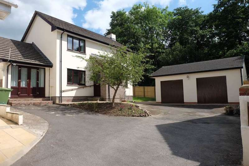 4 Bedrooms Detached House for sale in Hawthorn Road, Barnstaple