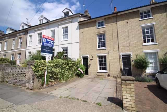 4 Bedrooms Town House for sale in High Street, Ipswich