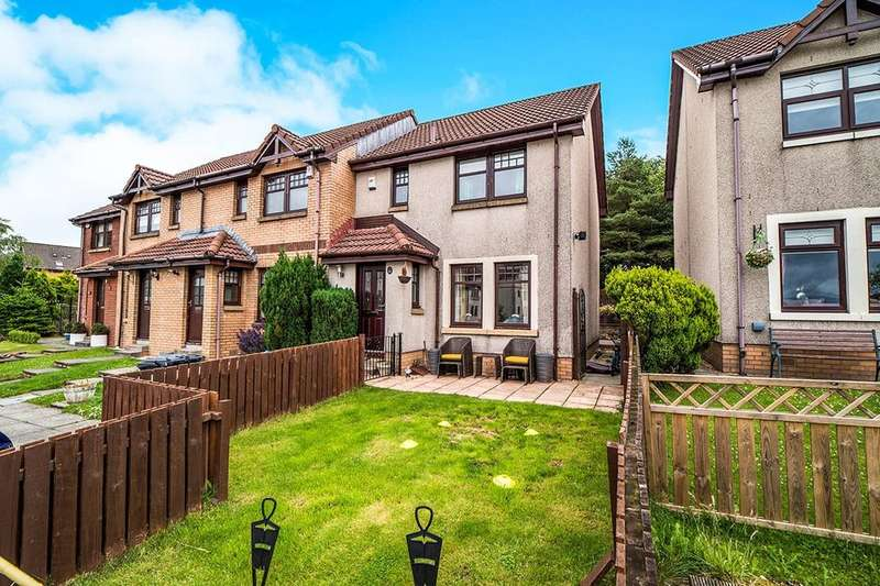 3 Bedrooms Property for sale in Glen Sannox Drive, Craigmarloch, Cumbernauld, G68