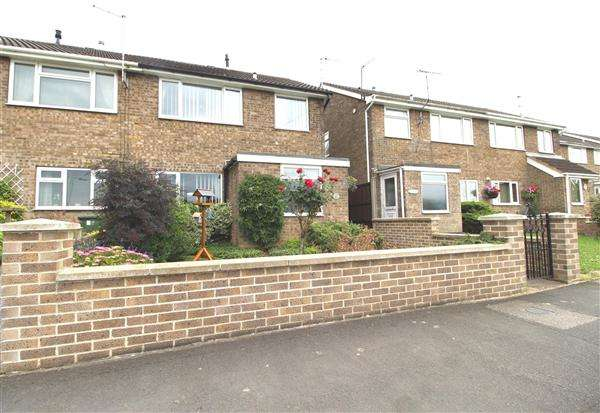 3 Bedrooms Semi Detached House for sale in Fifth Avenue, Grantham