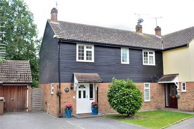 4 Bedrooms Semi Detached House for sale in Great Leighs, Chelmsford, Essex