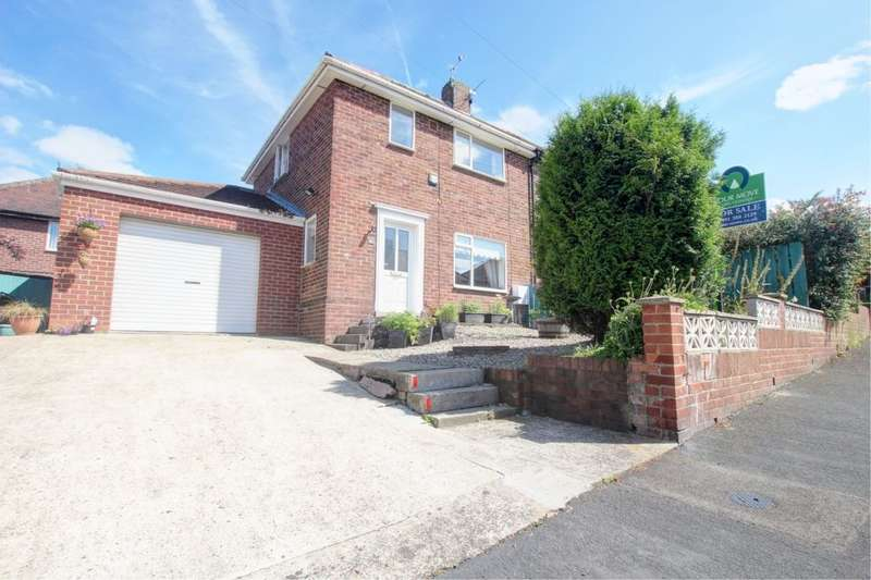 2 Bedrooms Semi Detached House for sale in Riding Hill, Great Lumley, DH3