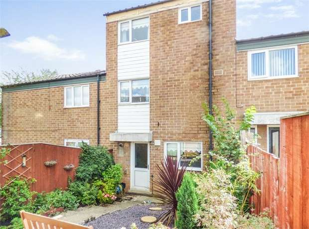 4 Bedrooms Terraced House for sale in Dalwood Court, Hemlington, Middlesbrough, North Yorkshire