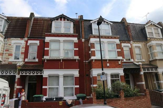 5 Bedrooms Terraced House for sale in Hampden Road, London