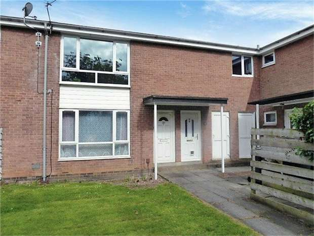 2 Bedrooms Flat for sale in Barmouth Close, Wallsend, Tyne and Wear
