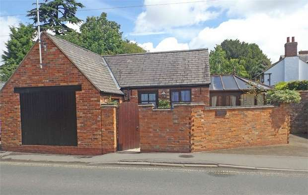 1 Bedroom Detached Bungalow for sale in Darlingscote Road, Shipston-on-Stour, Warwickshire