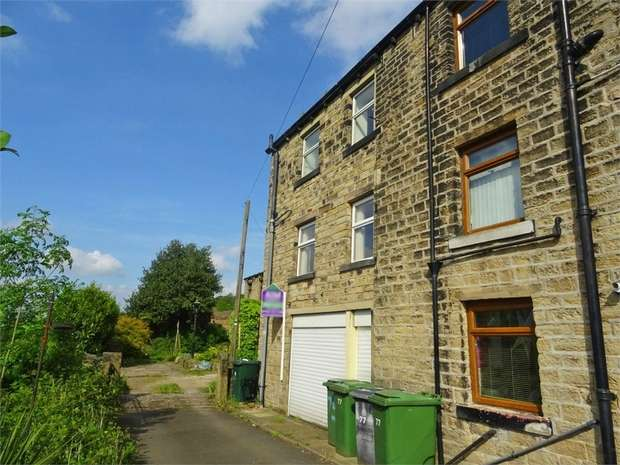 2 Bedrooms Terraced House for sale in Royd House Lane, Linthwaite, Huddersfield, West Yorkshire